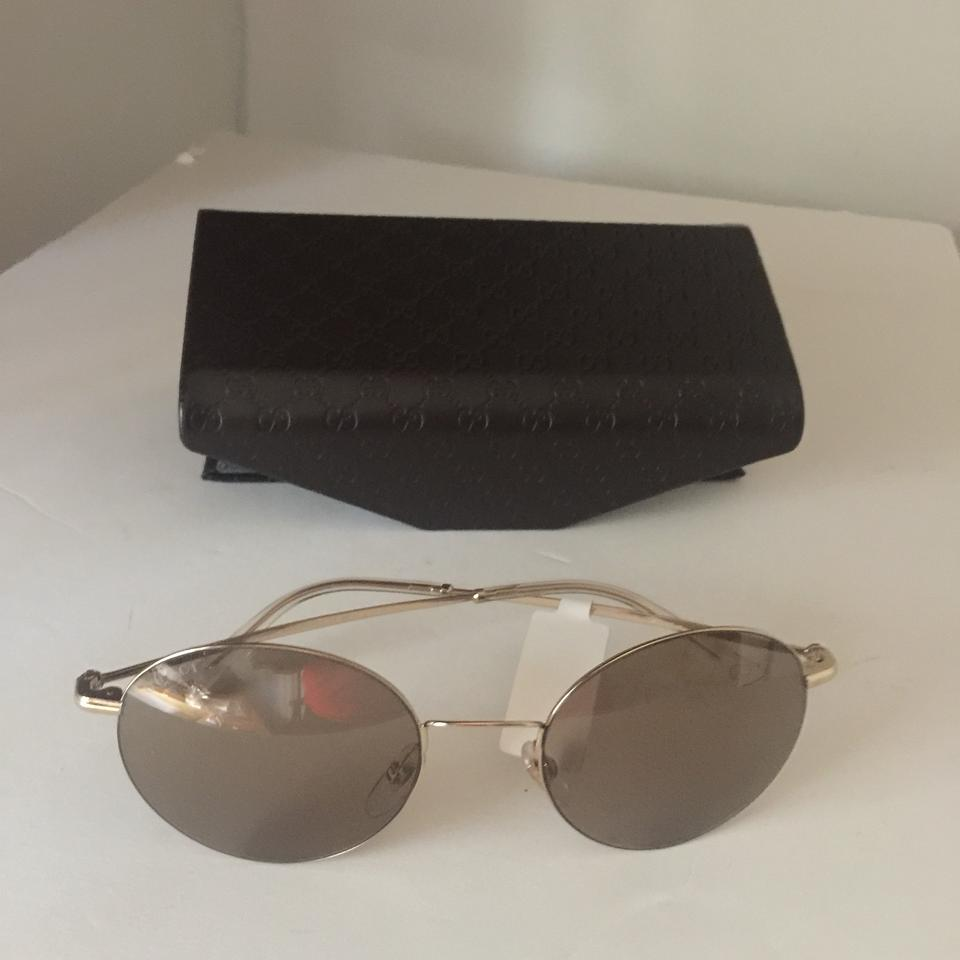 5ed56928e Gucci Women's 52mm Round Sunglasses Image 4. 12345