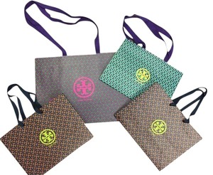 Tory Burch Four new gift bags