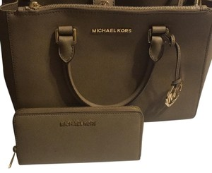 Mk bag and wallet Satchel