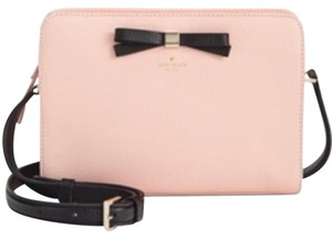 Kate Spade Color-blocking Leather Fannie Cross Body Bag