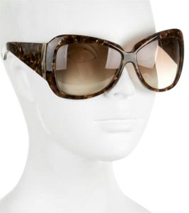 Gucci GUCCI BROWN OVERSIZE SUNGLASSES
