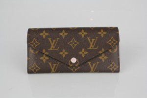 Louis Vuitton Louis Vuitton Josephine Rose Ballerine Wallet
