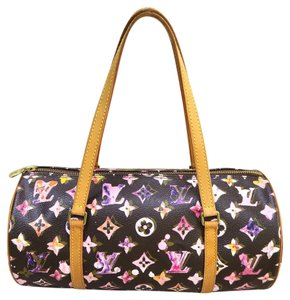 Louis Vuitton Lv Aqurelle Papillon 30 Tote in monogram