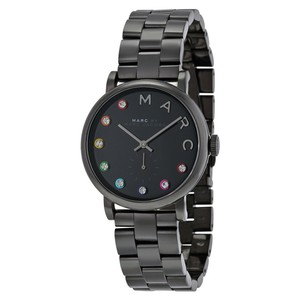 Marc by Marc Jacobs Marc Jacobs Women'sBaker Three Hand Stainless Steel Watch MBM3422