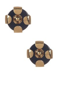 Marc by Marc Jacobs Gold plated,Stud Kandi Circle Stud Earrings
