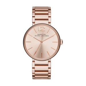 Marc by Marc Jacobs Marc Jacobs Women's Peggy Rose Gold Watch MBM3402