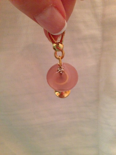 Juicy Couture Juicy Couture Martini Glass Charm