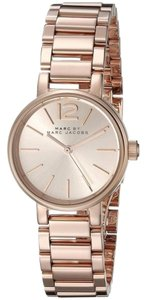 Marc by Marc Jacobs Marc Jacobs Women's Peggy Rose Gold Watch MBM3406