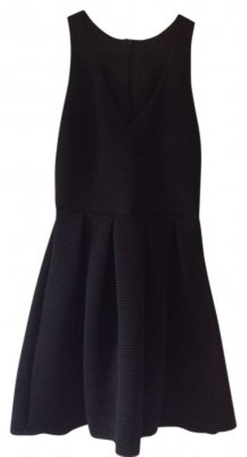 Topshop Lbd V-neck Dress