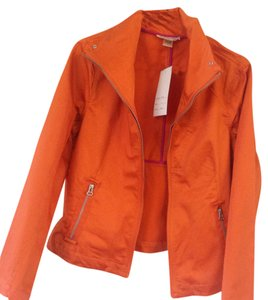 Patrick Christopher orange Jacket