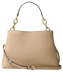Michael Kors Satchel in Bisque