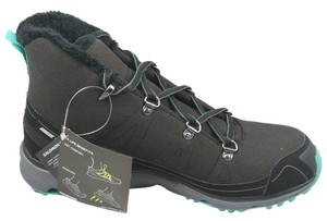 Salomon Black Boots