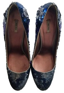 Miu Miu Blue/Violet Formal