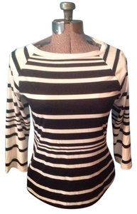 Lauren Ralph Lauren Cover up 3/4 sleeve with Stripes