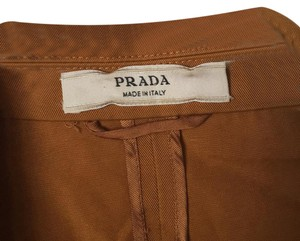 """Prada In the brown family ( """"rust brown"""") maybe Blazer"""