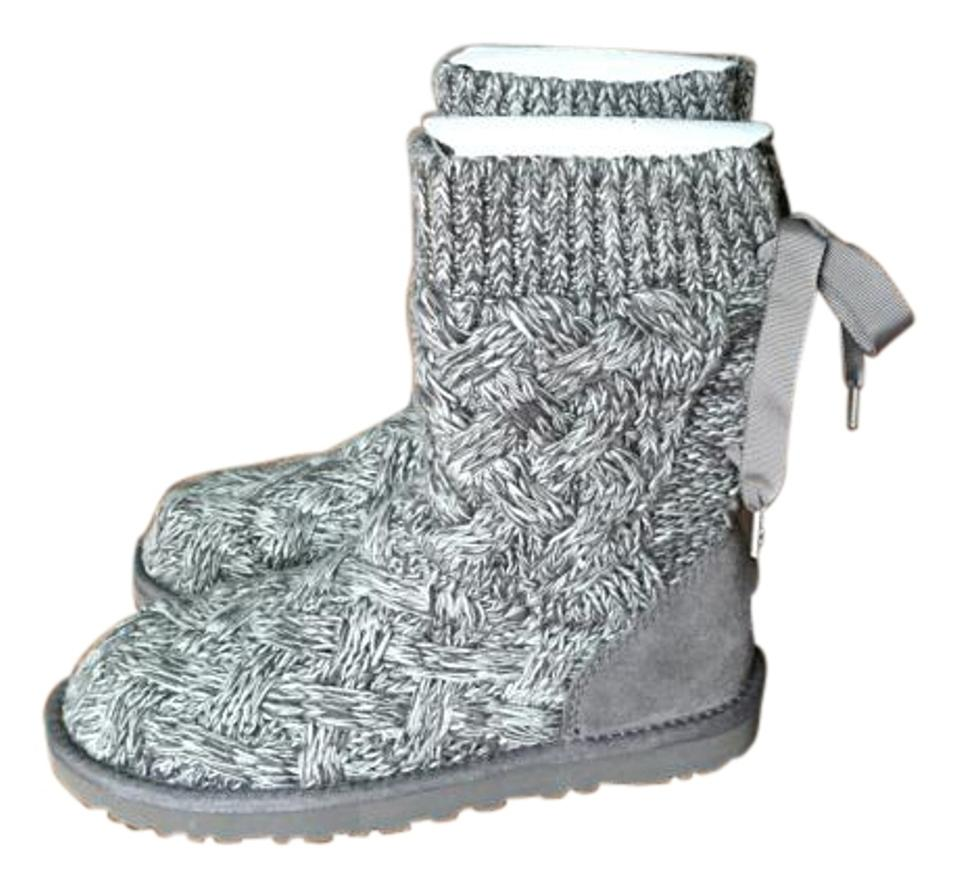 07cfaded12b UGG Australia Heather Gray Isla Boots/Booties Size US 7 29% off retail