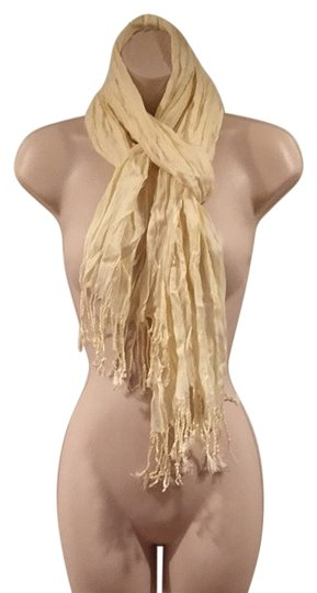 Other Beige Scarf