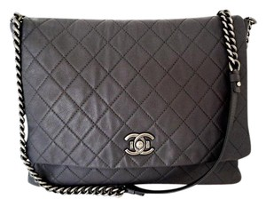 Chanel Dust Cover Auth. Card Crossbody S/s 2015 Messenger Bag