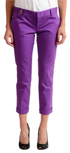 Dsquared2 Capri/Cropped Pants Purple