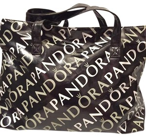 PANDORA Tote in Black