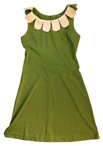 Fervour short dress light green Flower Modcloth on Tradesy