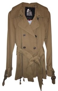 G.E.T. Outerwear Trench Trench Coat