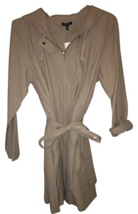 Eileen Fisher Classic Trench Trench Coat