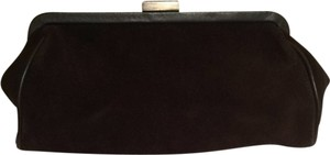 Ann Taylor LOFT Brown Clutch
