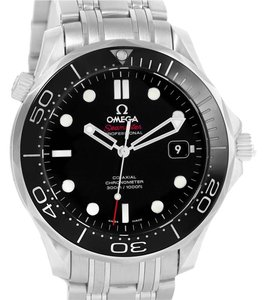 Omega Omega Seamaster Diver Co-Axial Watch 212.30.41.20.01.003 Unworn