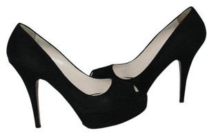 Prada Leather Italian black Pumps