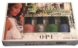 OPI New Orleans Collection Mini Nail Laquers