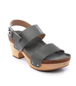 Latigo Clogs New Gray grey Mules