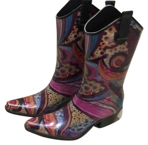 Madeline Multi Boots