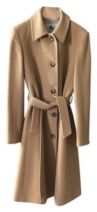 Burberry London Trench Size 6 Trench Coat