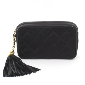 Chanel Vintage Pouch Clutch