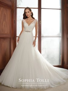 Sophia Tolli Y21517 Wedding Dress