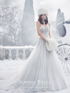 Sophia Tolli Y21521 Wedding Dress