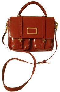 Marc by Marc Jacobs Leather red Messenger Bag