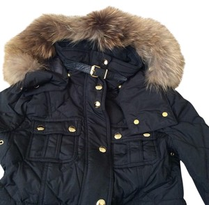 Burberry Brit Puffer Coat