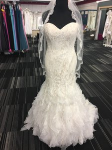 Casablanca 2096 Wedding Dress