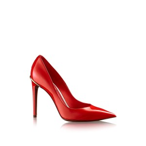 Louis Vuitton Red Pumps