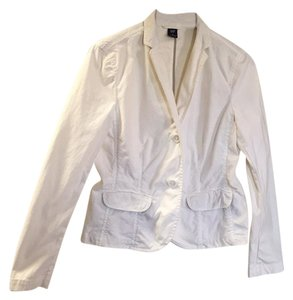 Gap Off white/white colored Blazer