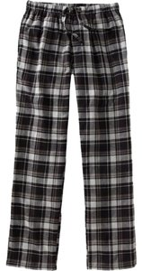 Old Navy Soft Stretchy Plaid Oversized Pants