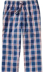 Old Navy Soft Flannel Plaid Oversized Pants