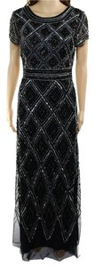 Adrianna Papell Beaded Sequin Dress