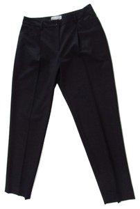 Elliott Lauren Dark Charcoal Trouser Pants Gray