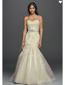 Jewel Lace Wedding Dress With Sweetheart Neckline Wedding Dress