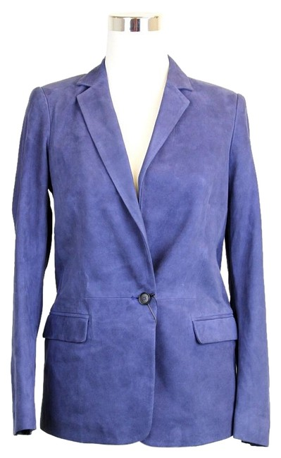Preload https://img-static.tradesy.com/item/19411586/gucci-blue-new-women-s-suede-jacket-40-340441-4579-blazer-size-4-s-0-1-650-650.jpg
