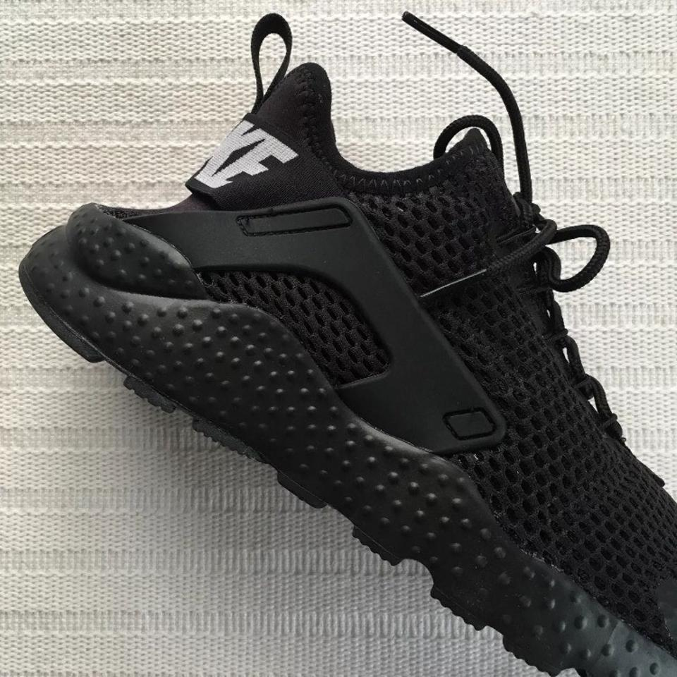 online store 61a62 9ac1f Nike Women s Air Huarache Run Ultra Breathe Black Style Color  833292-001  Sneakers Size US 8 Regular (M, B) - Tradesy