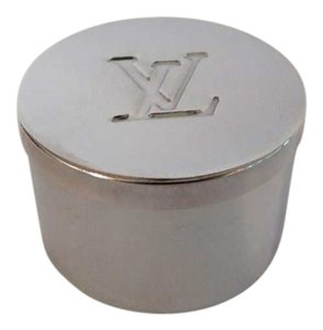 Louis Vuitton RARE LIMITED Travel Perfume Candle Jewelry Trinket 4 Rings Links Cuffs